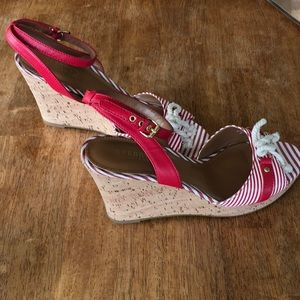 SPERRY Top-Sider | Red & white candy stripe 8.5